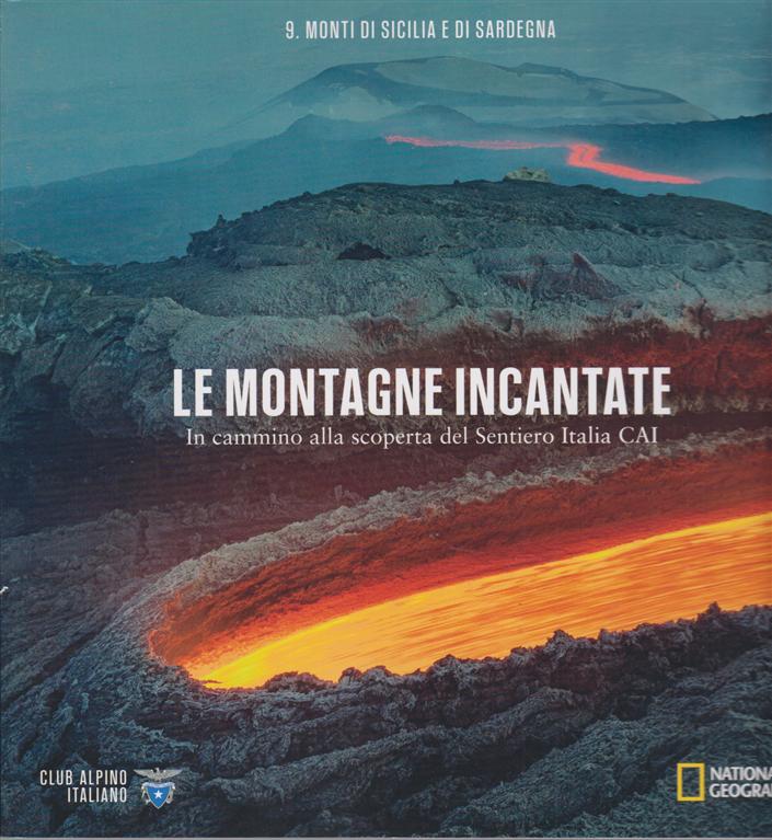 montagne incantate 9 ml I 5 libri di montagna più venduti nell'ultimo mese