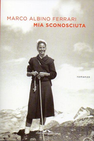 Cover Mia sconosciuta copia Le montagne di Rosamaria