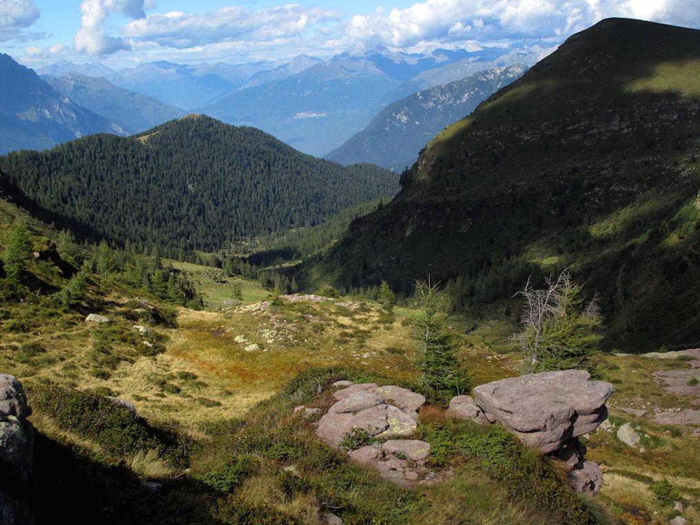 """Raccordo. IMG 2570.Val Gabbia da Nicchia 1.Michieli.bassa  1 13 anelli escursionistici """"firmati"""" da provare"""