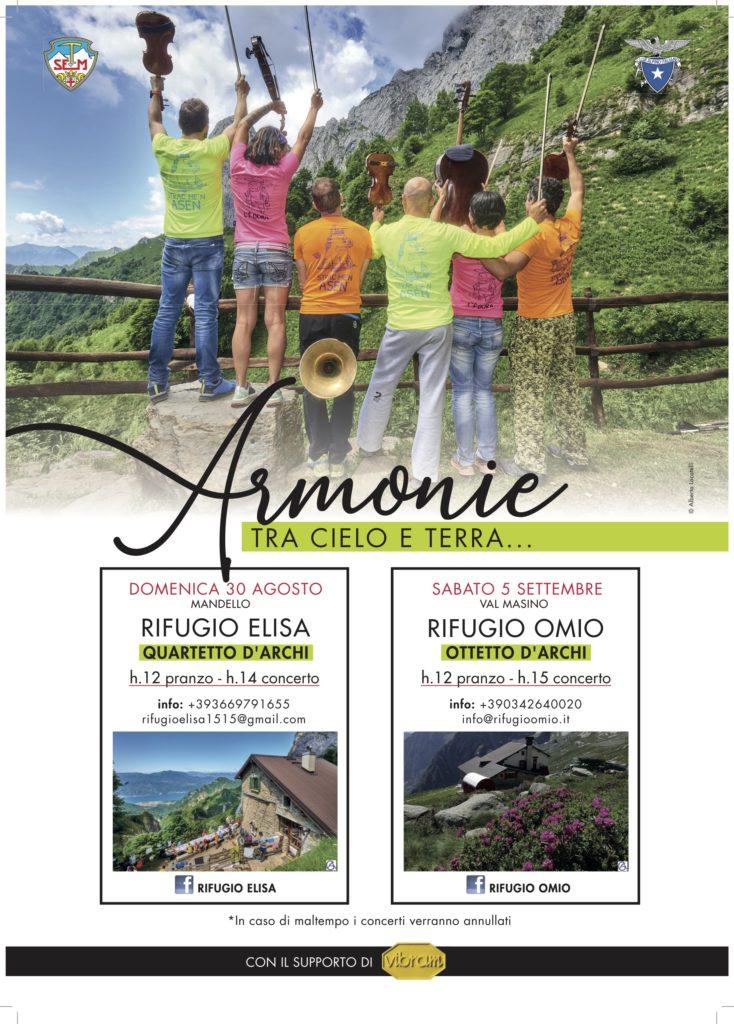 rifugio concerto 2020 copia Elena, Alberto e Stefano: il sogno del rifugio