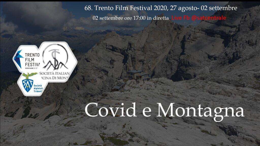 Convegno Covid 19 e Montagna