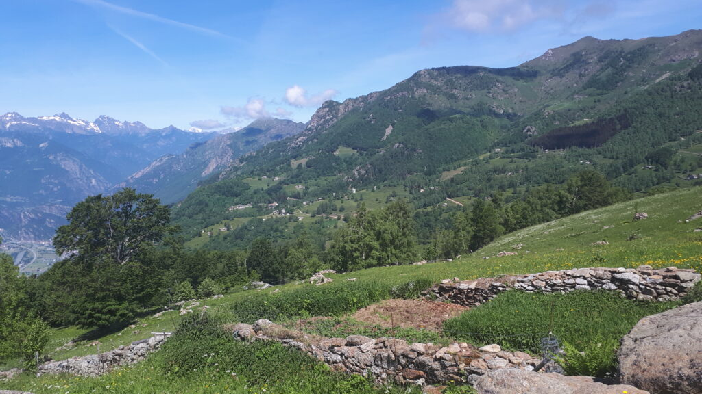 anello escursionistico al Mombarone