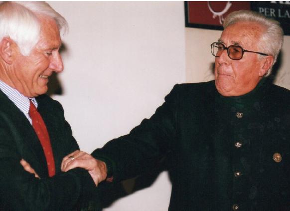 """Cino Boccazzi, una delle firme dell'ultimo numero de """"Lo Zaino"""" con Walter Bonatti"""