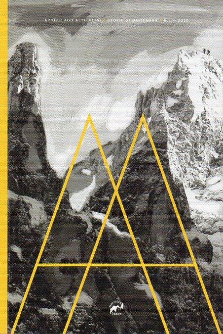 Cover Arcipelago Editoria di montagna: tra eventi e nuove dimensioni