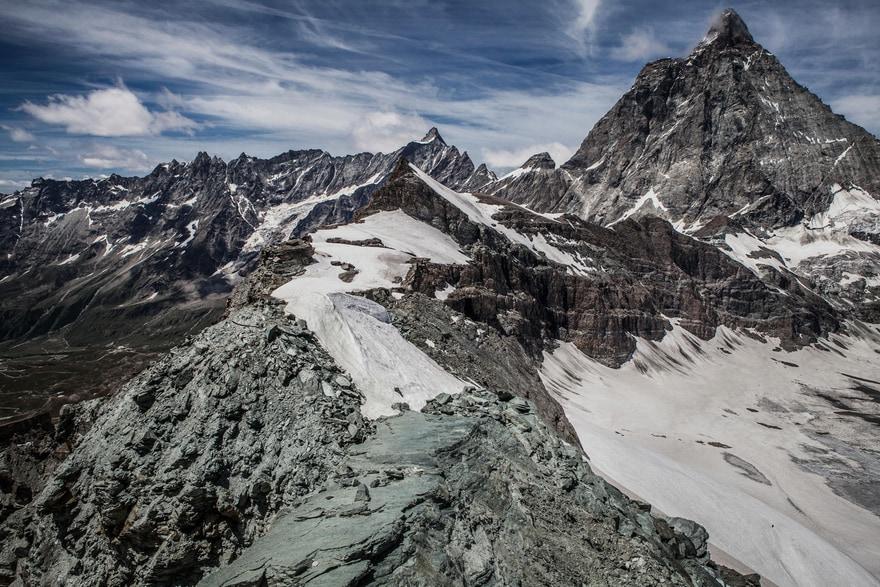 Zona di confine conteso tra Italia e Svizzera