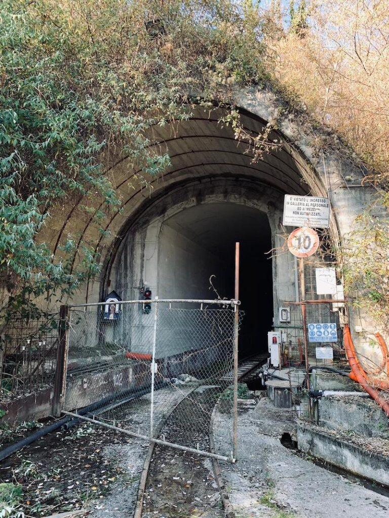 Cantiere copia Frana di Spriana: i lavori per mettere in sicurezza Sondrio