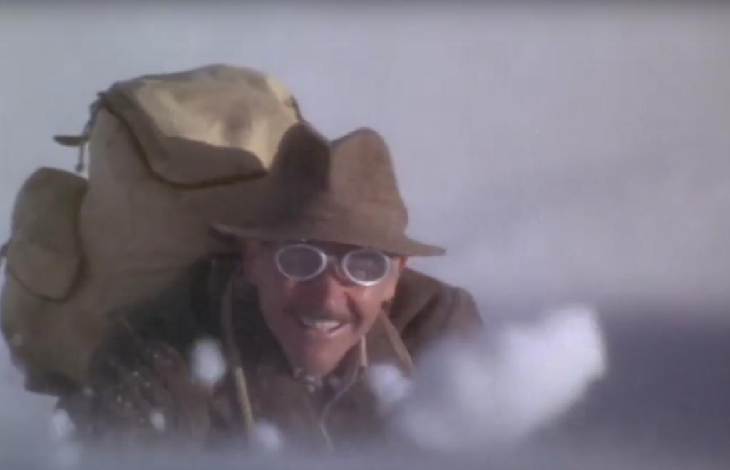 """Sean Connery in """"Cinque giorni un estate"""" nei panni di Douglas Meredith"""