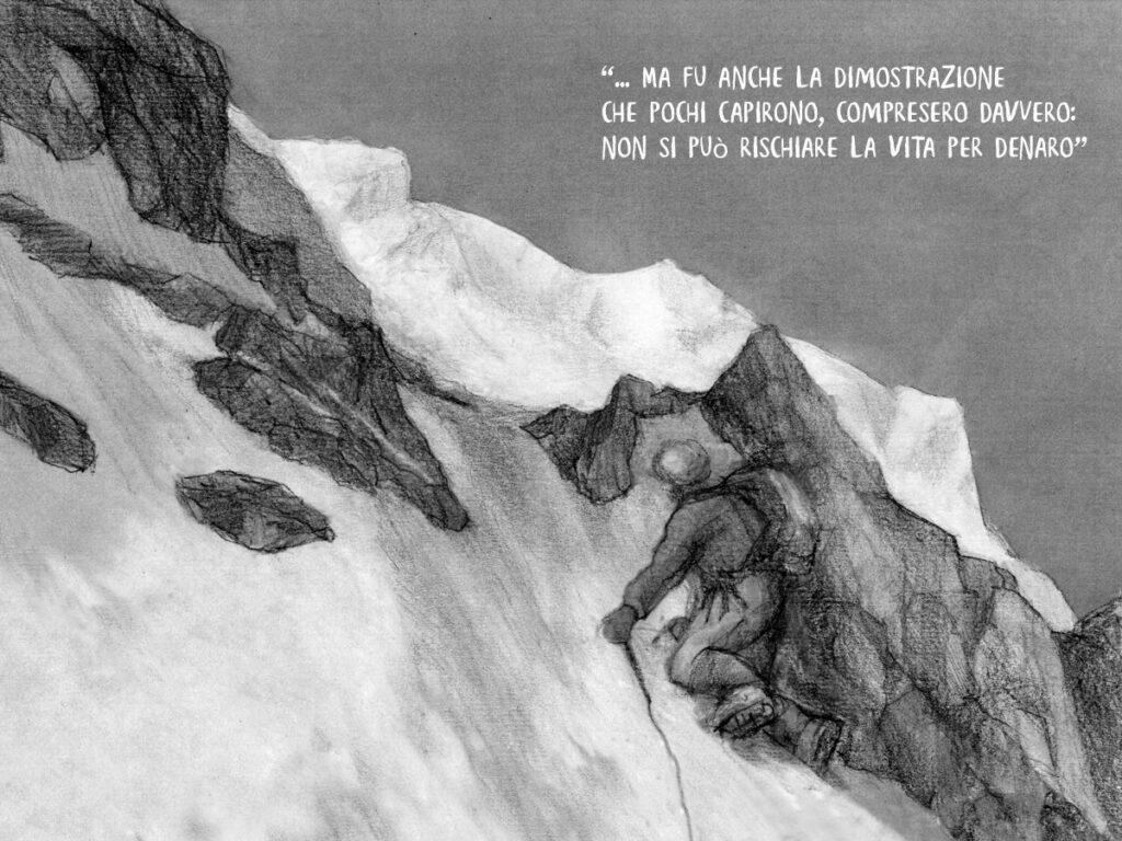 """Stefano Lovison con """"Brenva 79"""" Blogger Contest"""