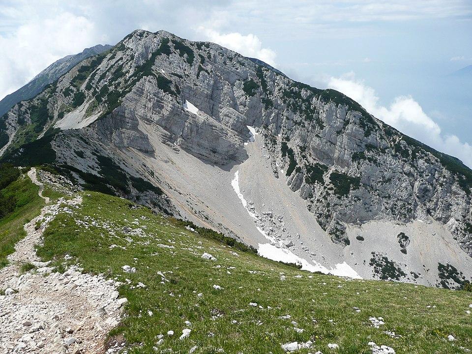 Cresta Monte Baldo croce