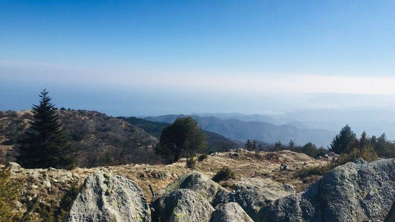 Parco del Beigua - Monte Beigua - Miniera titanio