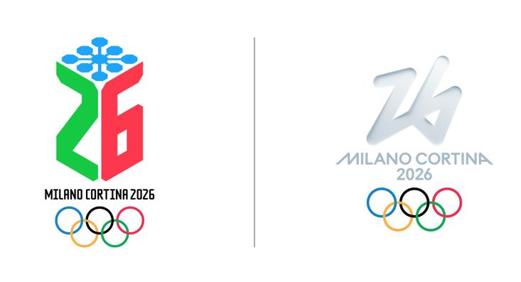 Logo Milano Cortina 2026