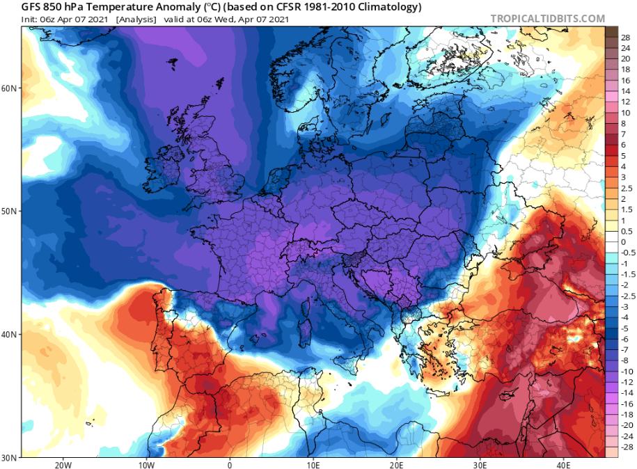 20210408 FreddoTardivo1.JPG Perché questa primavera fredda 2021 non smentisce il riscaldamento climatico