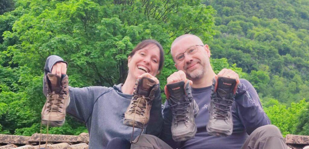 Laura Bonetti e Marco Rovati
