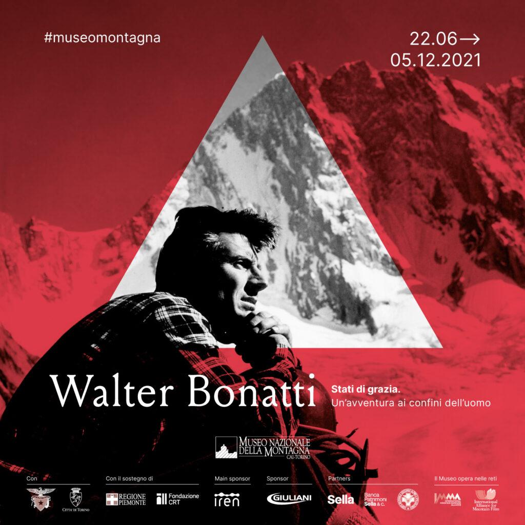 museo della montagna - Bonatti - Stati di grazia. Un'avventura ai confini dell'uomo