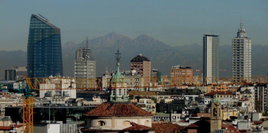 Milano metro-montagna
