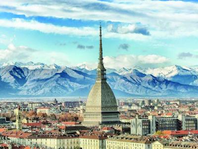 Torino città-montagna