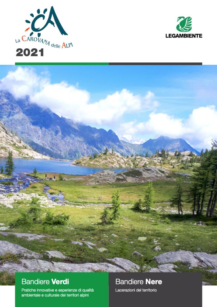 carovana delle Alpi 2021 Legambiente
