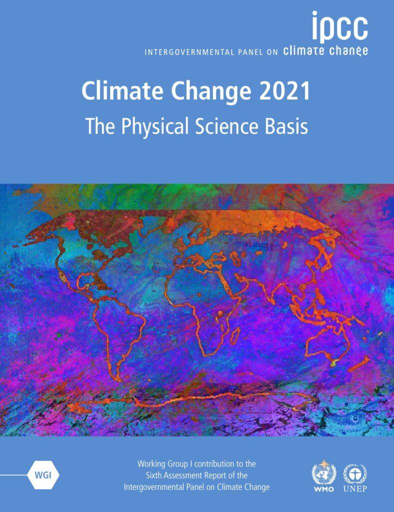 cambiamento climatico IPCC