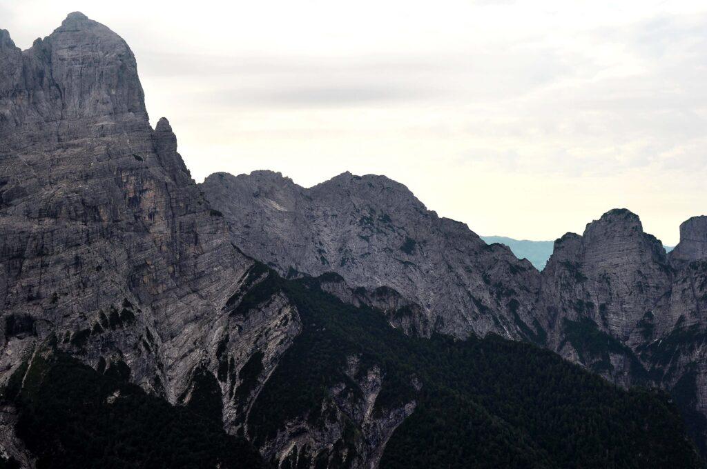 Burel, Parco Nazionale Dolomiti Bellunesi